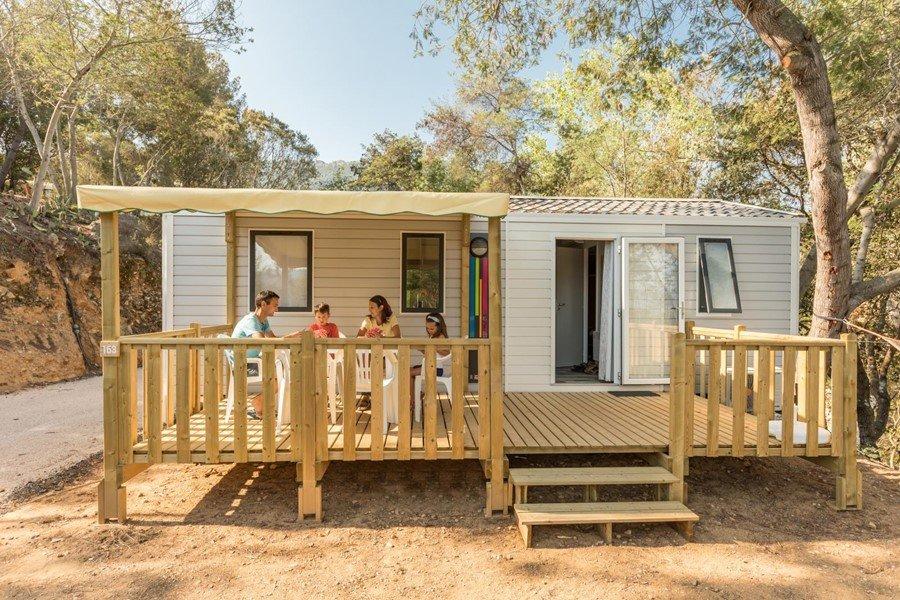 Camping lacasa-bermudes trio