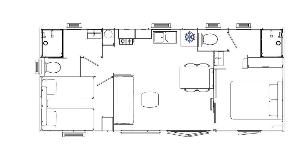 Camping-monte-ortu-nouvelle maison mobile vue mer-carte
